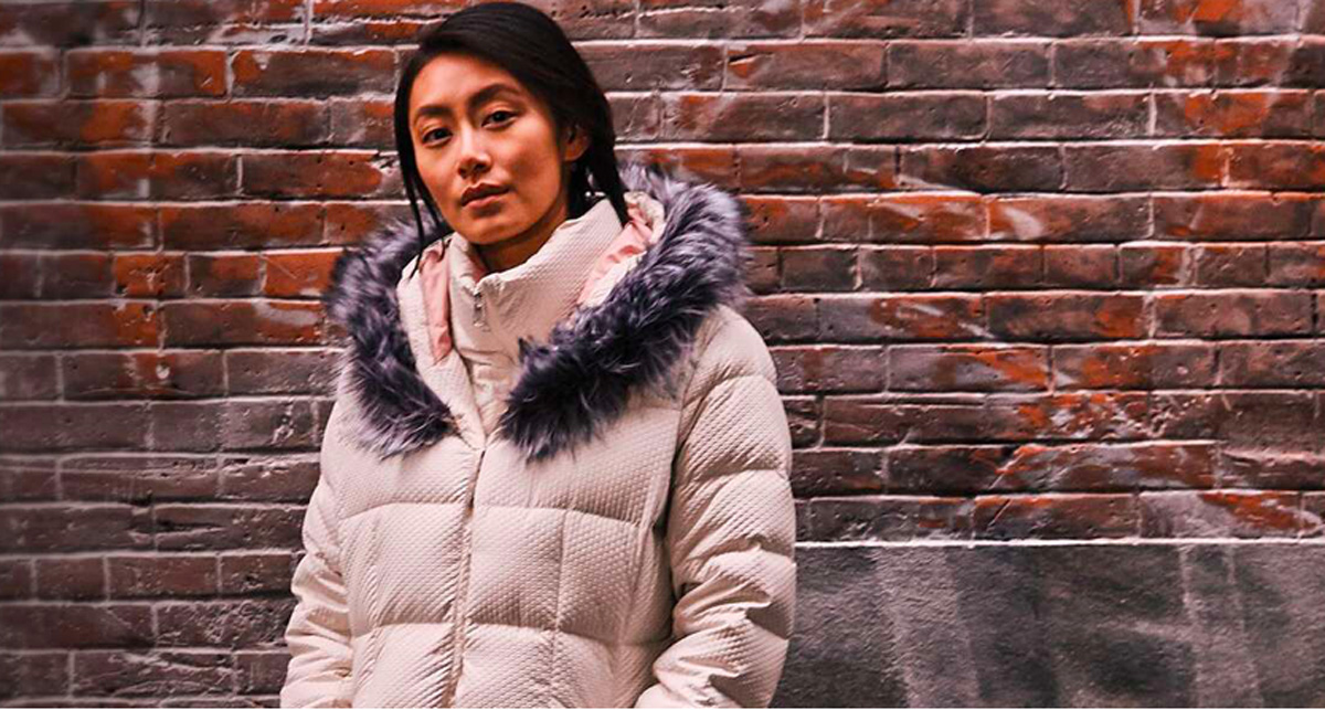 OUTERWEAR - THE NORTH FACE - URBAN EXPLORATION - HEYMAMA PARKINA