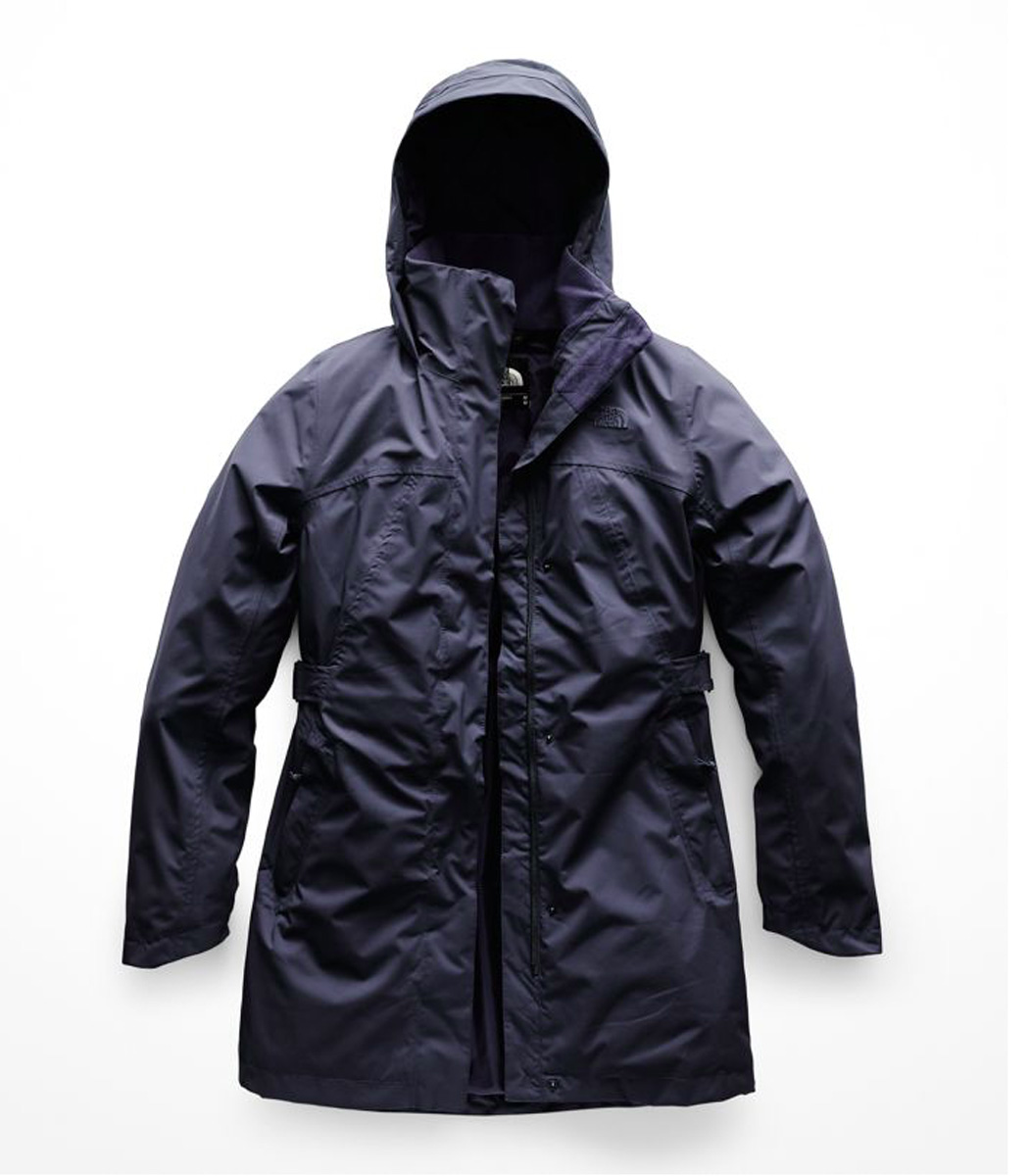OUTERWEAR - THE NORTH FACE - URBAN EXPLORATION - RAIN